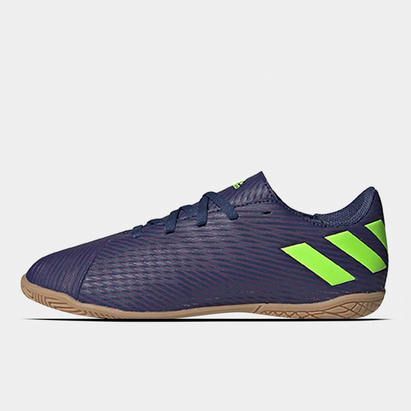adidas Nemeziz Messi 19.4 Junior Indoor Football Trainers