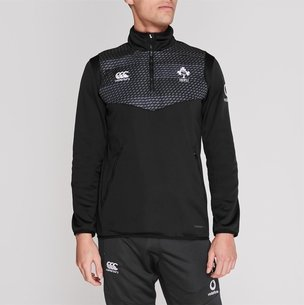 Canterbury Ireland 2019/20 Quarter Zip Training Top Mens