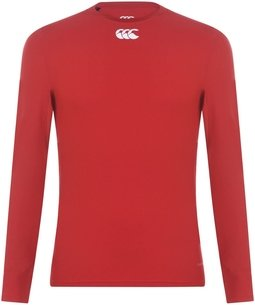 Canterbury Long Sleeve Thermo Top Mens