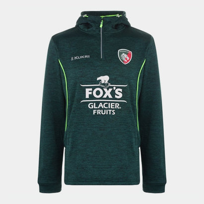 Kukri Leicester Tigers 2019/20 FX Performance Hoodie