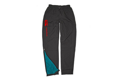 Canterbury CCC Tapered Open Hem Zipped Stadium Rugby Pants