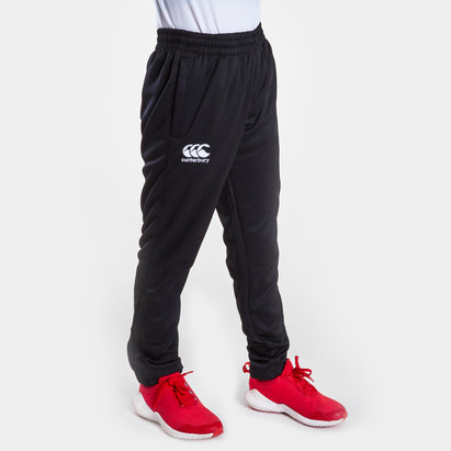 Canterbury CCC Tapered Kids Poly Knit Stretch Pants