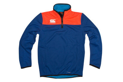 Canterbury Vapodri Kids 1/4 Zip Thermal Training Jacket