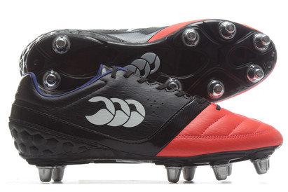Canterbury Phoenix Club 8 Stud SG Rugby Boots
