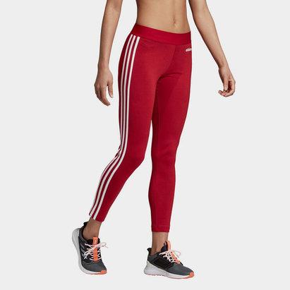 adidas Essentials 3 Stripe Leggings Ladies