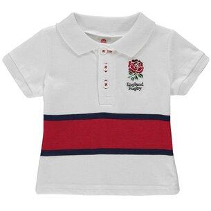 England RFU 201 Polo Shirt Infants