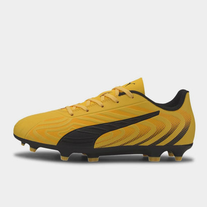 Puma ONE 54 SG Football Boots BLACKRED