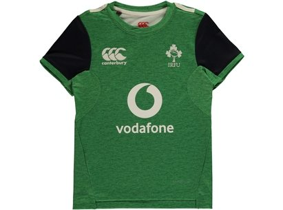Canterbury Ireland T Shirt Mens