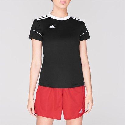 adidas Womens Football Squadra Jersey