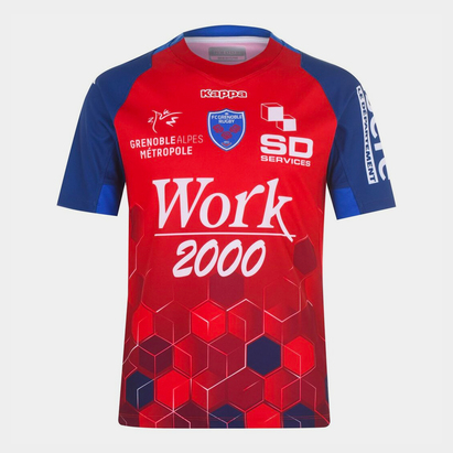 Kappa FC Grenoble 2019/20 Alternate Replica Shirt