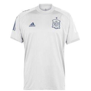 adidas Spain Training Shirt 2020 Mens