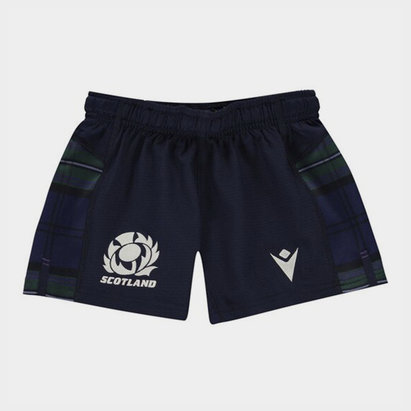 Macron Scotland Shorts