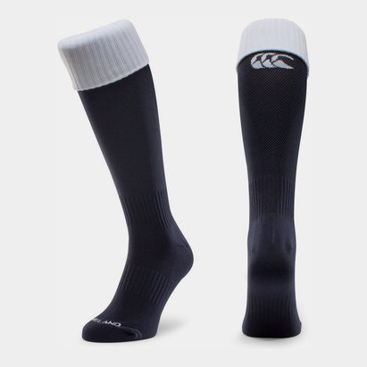 Canterbury England 2017/18 Home Players Rugby Socks