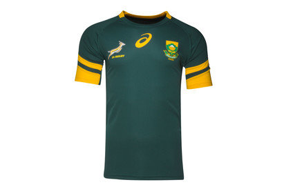 South Africa Springboks 201617 Supporters Rugby TShirt