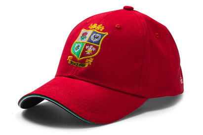 Canterbury British & Irish Lions 2017 Cotton Drill Rugby Cap