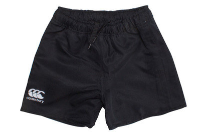 Canterbury Professional Kids Poly Twill Rugby Shorts