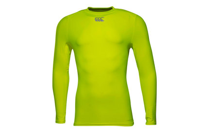 Canterbury Base Layer Fluro Cold L/S T-Shirt