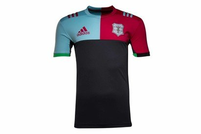 Harlequins 201617 Players Performance Rugby TShirt
