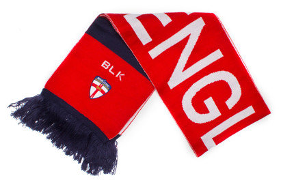 BLK England Rugby League Supporters Scarf