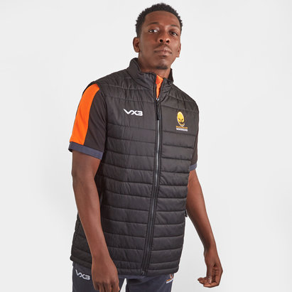 VX3 Worcester Warriors 2019/20 Pro Rugby Gilet
