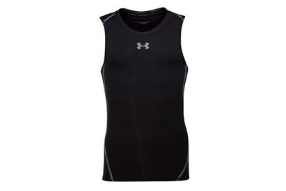 Under Armour HeatGear Sleeveless Compression Tank Top