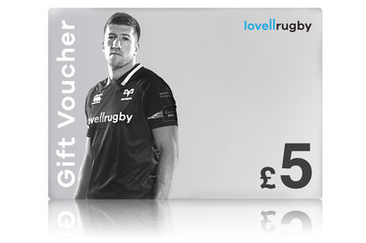 Lovell Rugby £5 Virtual Gift Voucher