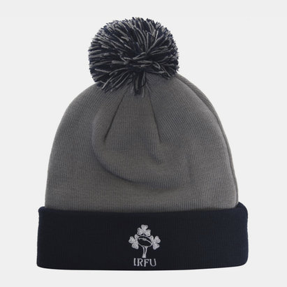 Canterbury Ireland Bobble Hat