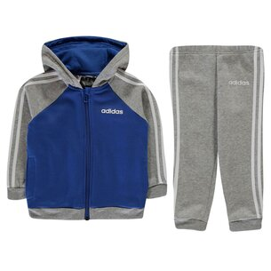 adidas Kids 3 Stripes Tracksuit Jogger