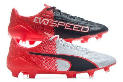 Puma evoSPEED II SL Leather FG Football Boots