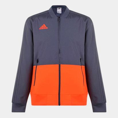 adidas Pre Match Jacket Mens