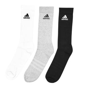 Image of 3 Pk adidas 3 Stripe Performance Crew Socks