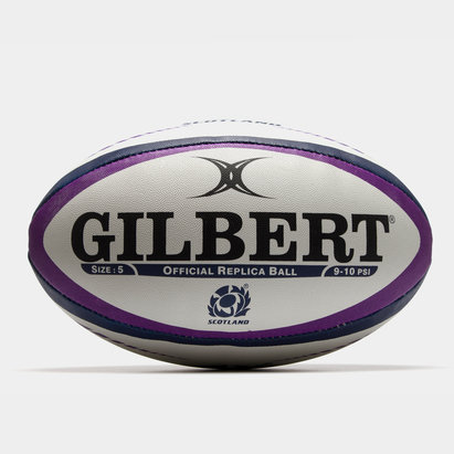 Gilbert Scotland Official Replica Rugby Ball