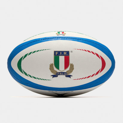 Gilbert Italy Rugby Ball