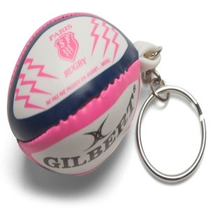 Gilbert Stade Francais Mini Ball Keyring