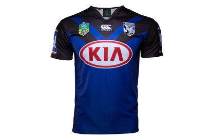 Canterbury Bulldogs NRL 2017 Alternate SS Replica Rugby Shirt