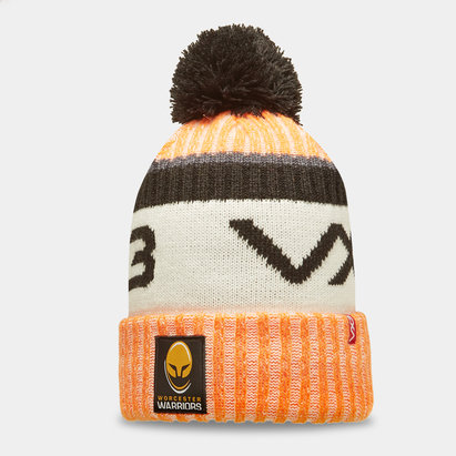VX3 Worcester Warriors 19/20 Bobble Hat