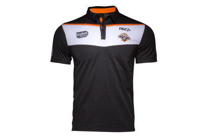 Wests Tigers NRL 2017 Players Rugby Polo Shirt