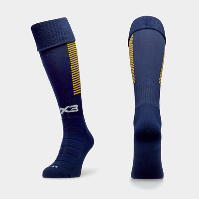 VX3 Worcester Warriors 19/20 Home Rugby Socks
