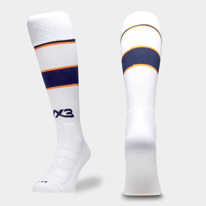 VX3 Worcester Warriors 19/20 Alternate Rugby Socks