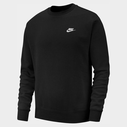Nike Fund Fleece Crew Sweatshirt Mens