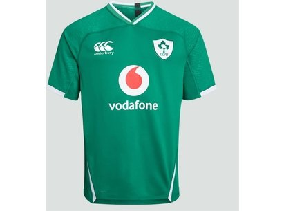 Canterbury Ireland Home Pro Shirt 2019 2020