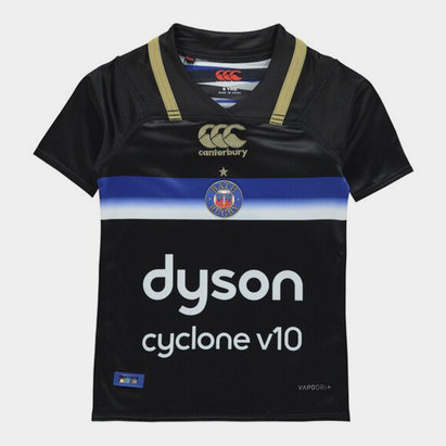 Canterbury Bath Rugby Jersey Juniors