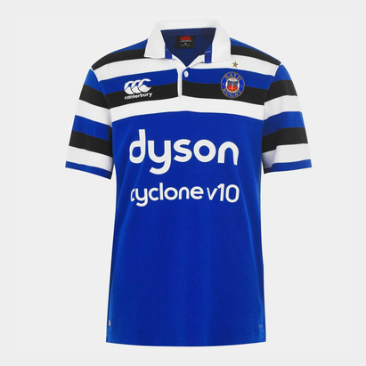Canterbury Bath Rugby 2018 2018 Classic Polo Shirt Mens