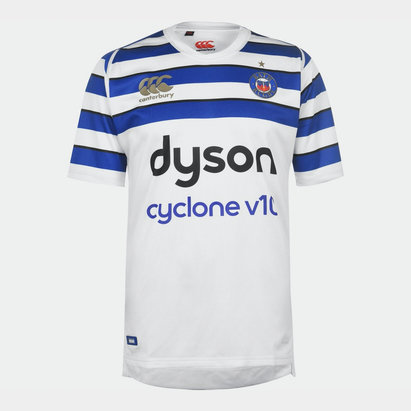 Canterbury Bath Rugby 2019 2020 Alt Pro Shirt Mens