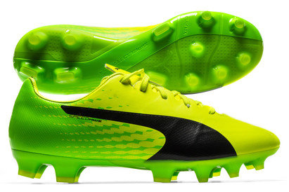 Puma evoSPEED 17 SL S Kids FG Football Boots