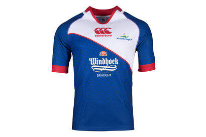 Canterbury Namibia 2017 Home S/S Replica Rugby Shirt