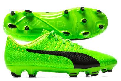 Image of evoPOWER Vigor 4 FG Kids Football Boots