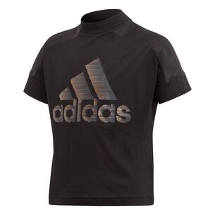 adidas ID Holiday T Shirt Girls
