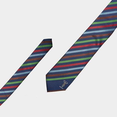 Harlequins Multi Stripe Rugby Tie