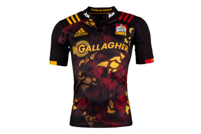 Chiefs 2017 Territory SS Super Rugby Shirt